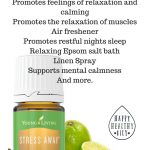 Oil Of The Week – Stress Away