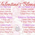 Essential Oils And Romance
