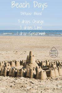 Beach Days Diffuser Blend