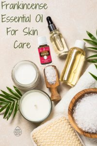 Frankincense For Skin Care
