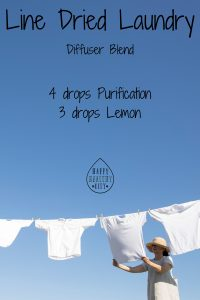 Line Dried Laundry Diffuser Blend