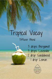 Tropical Vacay Diffuser Blend